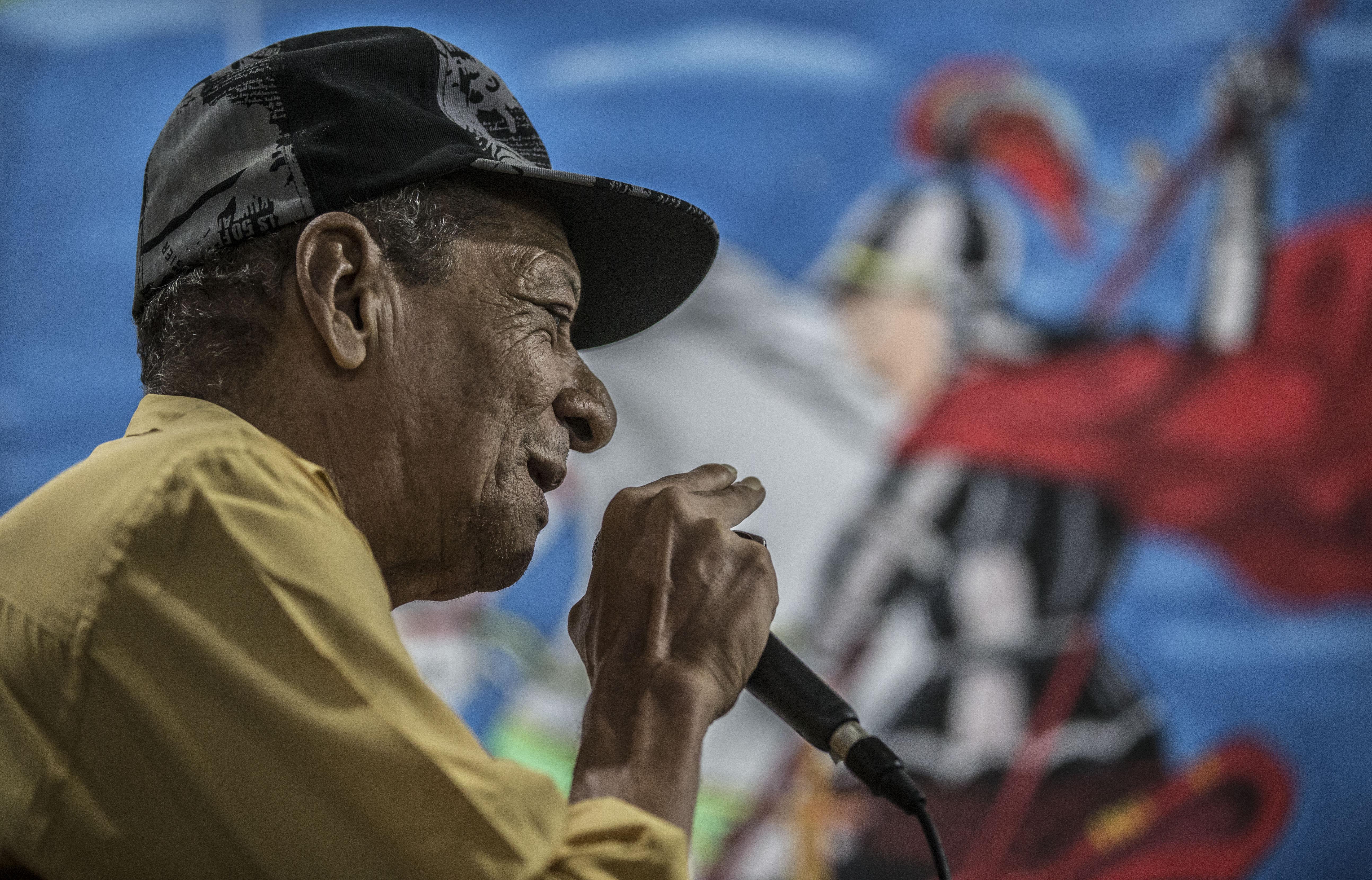 Luiz Grande agita Belo Horizonte com muito samba