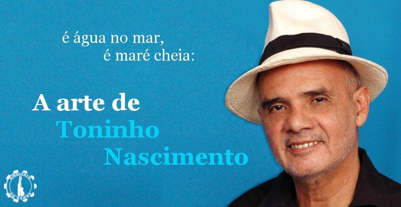 Toninho Nascimento é o bamba convidado do Sindicato do Samba