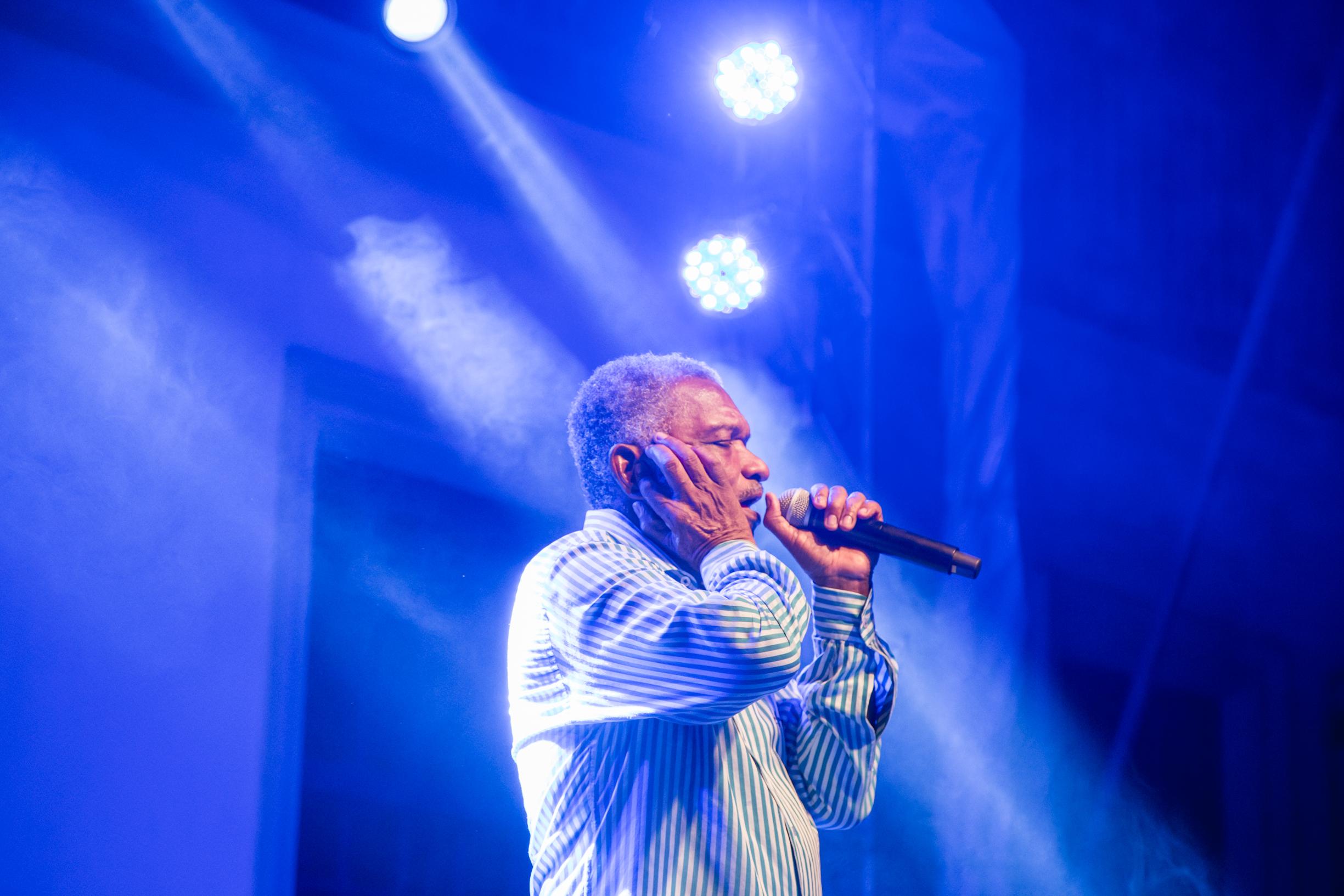 Nelson Rufino chega a São Paulo para ser o bamba homenageado