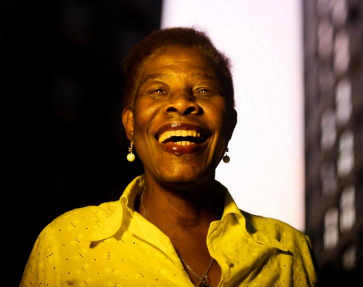 Deusa Negra do Samba Rock, Geovana volta à cena
